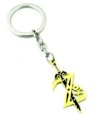 Legend of Zelda Four Sword Cosplay key chain ring keychain keyring pendant ψ