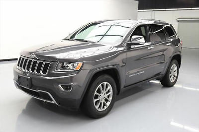 2016 Jeep Grand Cherokee  2016 JEEP GRAND CHEROKEE LIMITED LEATHER REAR CAM 37K #321912 Texas Direct Auto
