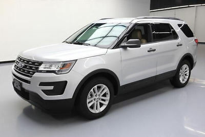 2017 Ford Explorer Base Sport Utility 4-Door 2017 FORD EXPLORER 7PASS BLUETOOTH REAR CAM ALLOYS 9K #A92982 Texas Direct Auto
