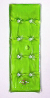 Back Pain Relief - Reusable Heating Pack for Stiff or Sore Muscles - Green