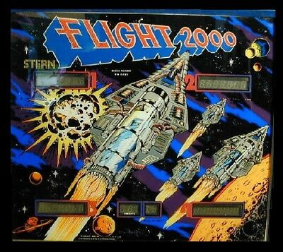 FLIGHT 2000 Pinball Complete LED Lighting Kit SUPER BRIGHT LED