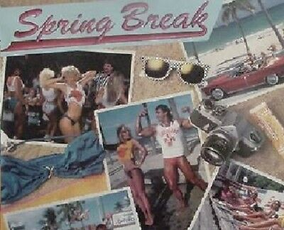 SPRING BREAK Pinball Complete LED Lighting Kit SUPER BRIGHT LED