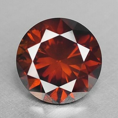 1.43 Cts FANCY EXCELLENT QUALITY FIERY RED COLOR NATURAL LOOSE DIAMONDS