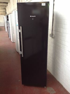 *Hotpoint SDAH1832K 59.5cm Freestanding Fridge Black #120268