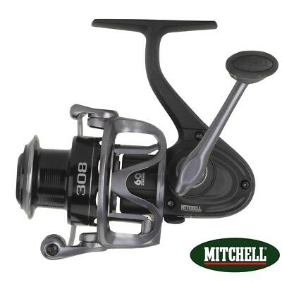 Mitchell New 308 Spinning & Bait Casting Carp Game Fishing Reel - 1428055
