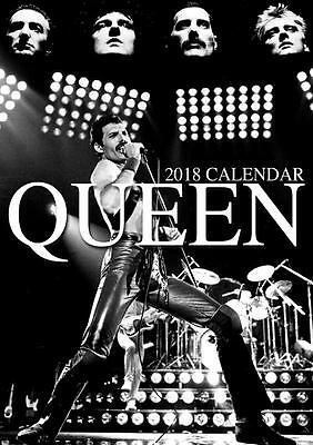 Queen 2018 A3 Calendar 15% OFF MULTI ORDERS!