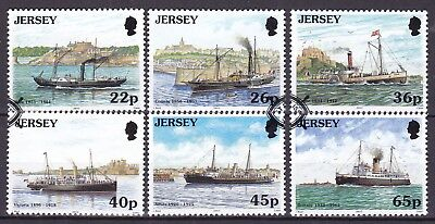 Jersey 2001 Mailships Set (20) Used