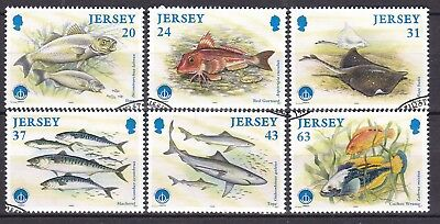 Jersey 1998 Fishes Set (31) Used