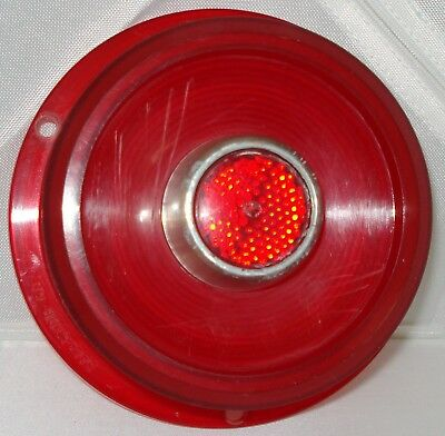 RF1442 1955 55 Ford Glo-Brite 319 Tail Light Lens