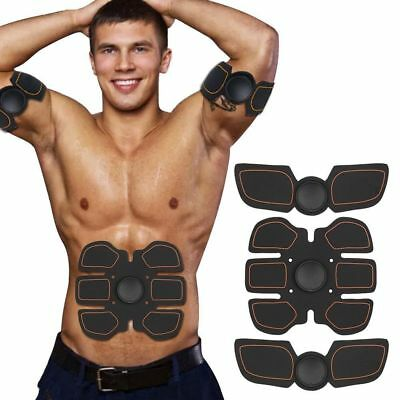 Abs Trainer Toning Belts Abdominal Muscle Toner Gym Workout And Home Fitness
