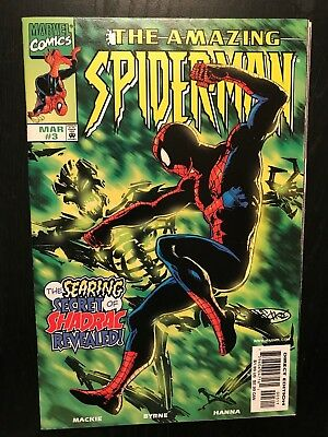 The Amazing Spider-Man Vol 2 #3
