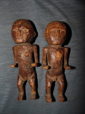Small Ancestor Pair From Flores Island
