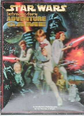 Star Wars Role Playing Adventure Game