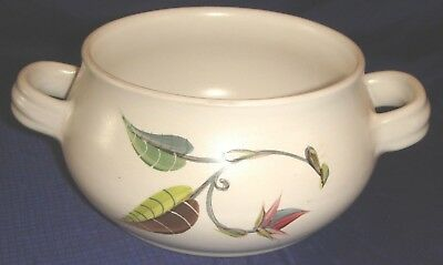 RP1330 Vtg Denby Stoneware Soup Tureen Signed A. Colledge