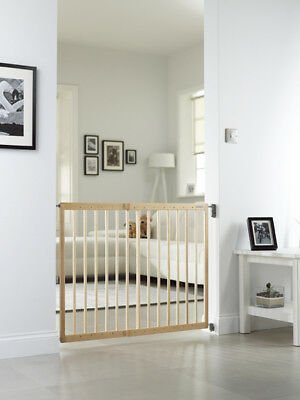 Lindam Extending Wodden Stair Gate