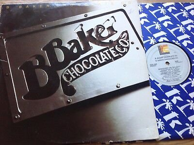 Jazz Funk  LP   B. BAKER CHOCOLATE CO    *  Self Tiled * Feat ' Snowblower '