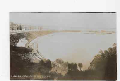 Real Photographic Postcard Port St Mary Bay IOM c1910 Photochrom Co Ltd