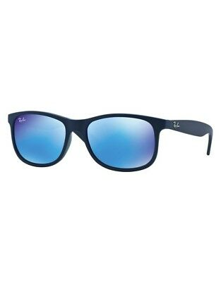 Sonnenbrille Ray Ban ANDY 6153/55 55 Shiny Blue on Matte Top