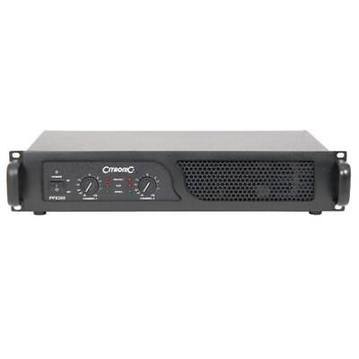 Citronic Ppx-600 Amplificatore 600W Rms Limiter