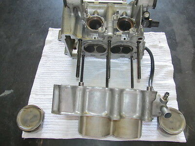03 - 13  Honda FSC600 Silverwing Engine Top End Cylinder Head Cams Pistons 16K M