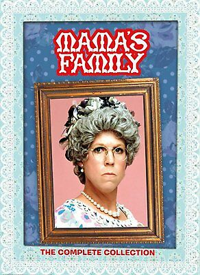 MAMA'S FAMILY: THE COMPLETE COLLECTION DVD - Brand New