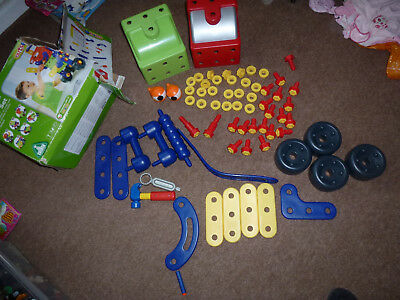 Build-It Starter Set  From Elc - Very Large Pieces