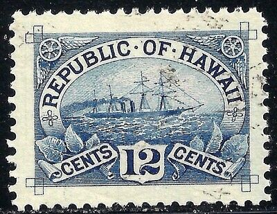 Hawaii  Scott  #78     Used--Lc