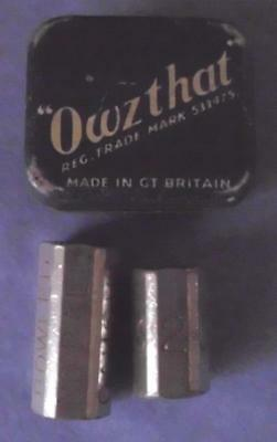 Owzthat Cricket Game - Pair Of Roller Dice In Box