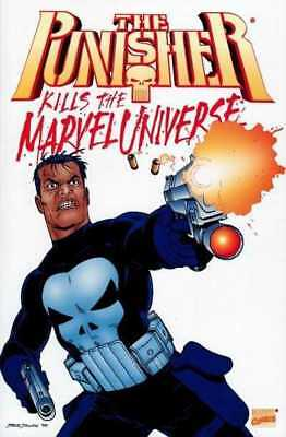 Punisher Kills the Marvel Universe (2000 Reprint) #1