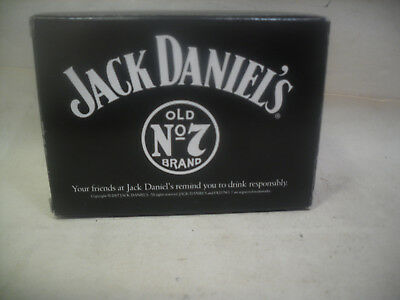 New Jack Daniels Tin And Playing Cards