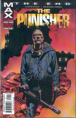 The Punisher: The End #1 (One-Shot)