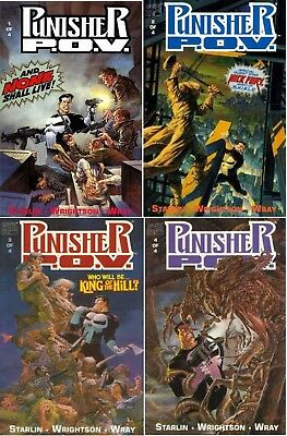 Punisher POV (1991) #1 - 4