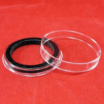 10 Air-Tite X6Deep 39mm Ring Coin Holder Capsules for 2 oz High Relief Coins