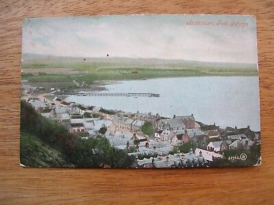 Ardersier, Overview Northwards To Fort George, Local Publisher
