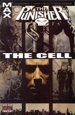 The Punisher (Max) The Cell