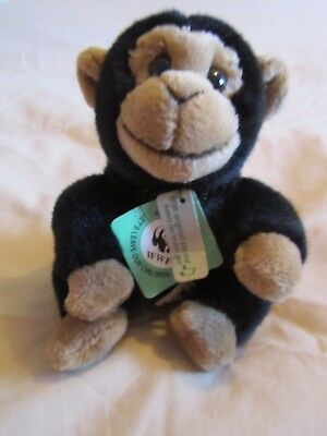 Cute Wwf Monkey With Original Sound. Stocking  Christmas Gift *look*