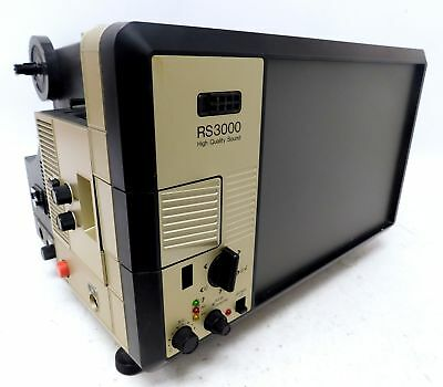 EUMIG RS3000 Super 8 Movie Projector Boxed - W73