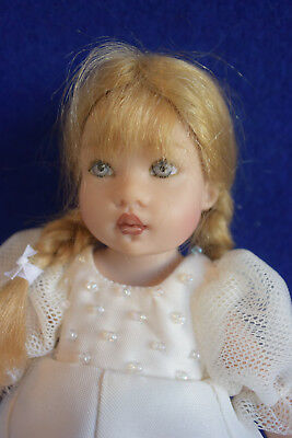 "Lovely 8"" Angelic Riley By Helen Kish!"