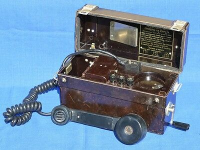 Bulgarian Army Induction TELEPHONE Military Phone TAP-67