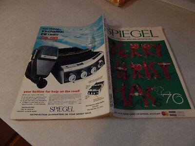 1976 Spiegel Christmas Catalog-With A Holiday Wish And Gifts For All
