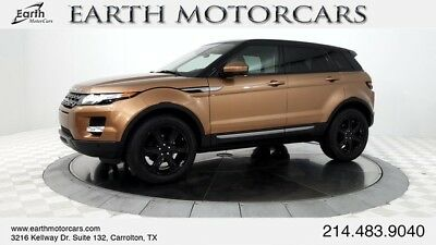 2014 Land Rover Range Rover Pure Sport Utility 4-Door 2014 LAND ROVER EVOQUE PURE PLUS, LOADED, PANO ROOF, NAV