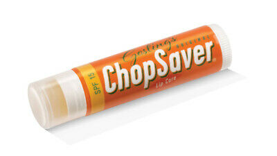 Chopsaver Gold Lip Balm - with Sun Protection