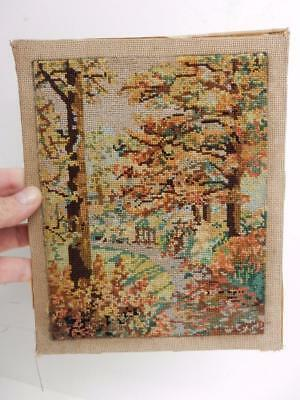 really OLD work tapestry AUTUMN
