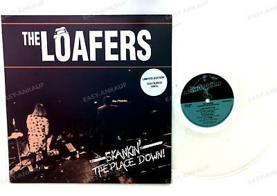 The Loafers - Skankin' The Place Down UK LP 1989 /3