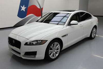 2017 Jaguar XF Premium Sedan 4-Door 2017 JAGUAR XF 35T PREMIUM SUPERCHARGED SUNROOF NAV 1K #Y43148 Texas Direct Auto