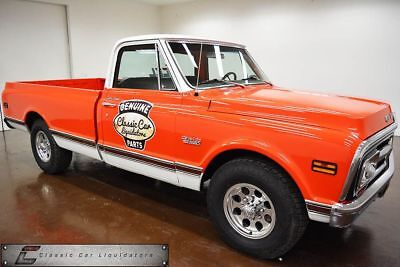 1970 GMC Sierra 2500 Pickup 1970 GMC Sierra 2500 Big Block