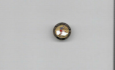 Vintage Football Badge - PUERTO RICO FOOTBALL FEDERATION
