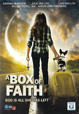 NEW Sealed Christian Drama WS DVD! A Box of Faith (Savanah McMahon)