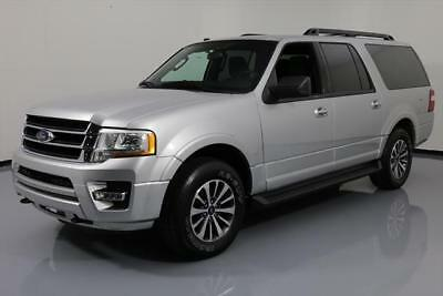 2016 Ford Expedition  2016 FORD EXPEDITION EL XLT 4X4 ECOBOOST REAR CAM 46K #F31458 Texas Direct Auto