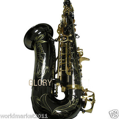 #10 Profession Musical Instruments Brass Hand Polished Compact Alto Saxophone